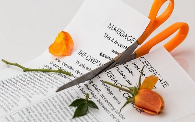 preparing for divorce