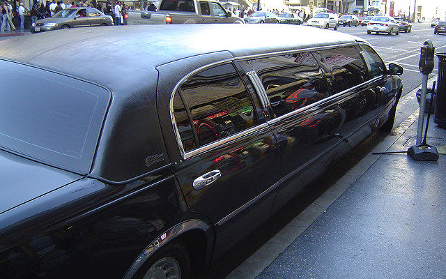 limos and buses