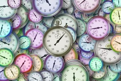 Time is pressing protecting my time